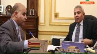 رئيس جامعة القاهرة   لن أسمح بمنع الاختلاط داخل الجامعة