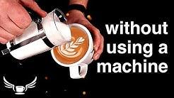 Make a Latte at Home • Home Barista