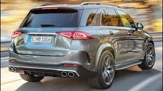 2019 Mercedes AMG GLE 53 4MATIC+ - Luxury Performance SUV