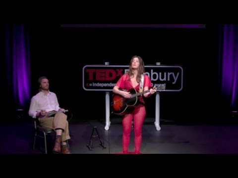 The Power of the Period | Lucy Peach | TEDxBunbury