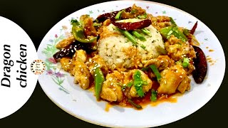 Dragon chicken by apna desi khana