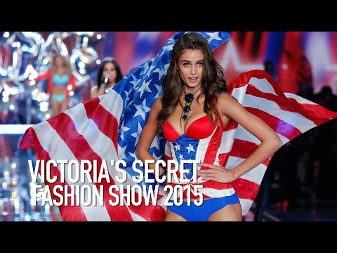 Victorias Secret Fashion Show 2015 Backstage ft Taylor Hill, Alessandra Ambrosio  MODTV