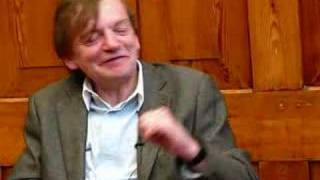 Mark E. Smith with Austin Collins