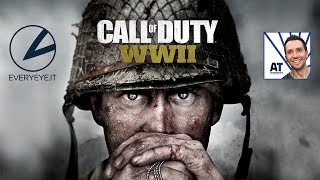 IL NUOVO CALL OF DUTY WWII - Q&A CON EVERYEYE.IT