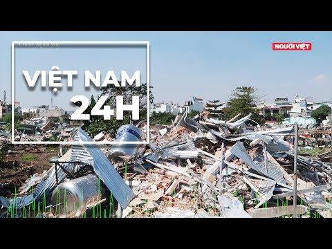 Việt Nam 24 Giờ 15/01/2019: Người dân Lộc Hưng: 'Chúng tôi kiện các cấp có liên quan việc cưỡng chế'
