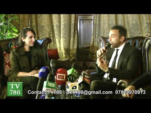 Shaan Shahid's new film 'ARTH 2 The Destination' Press Confe
