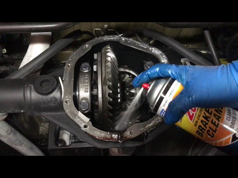 Rear Differential Fluid Change >> How to change Differential Fluid (Jeep Wrangler, jk) - YouTube