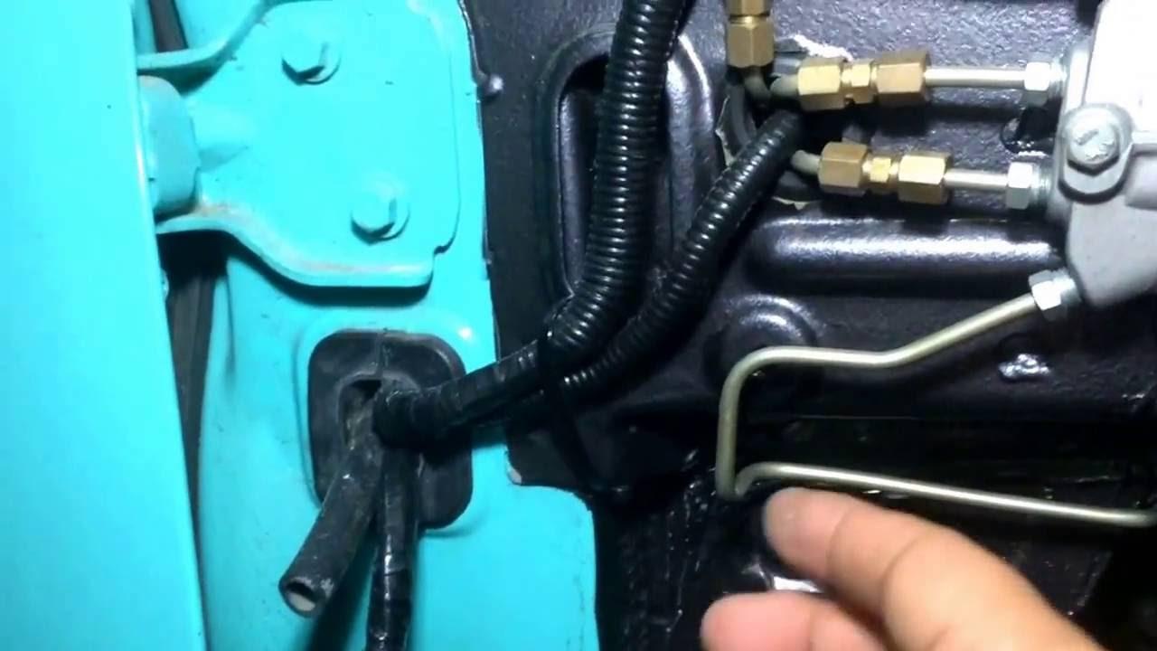 Wire tuck civic eg หลบสายไฟเข้าแก้ม กันน้ำ - YouTube
