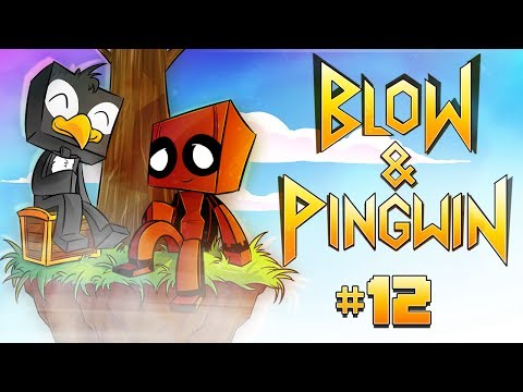 Blow & Pingwin SKY DEN - TATA WBIJA! (Odcinek 12)