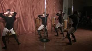 choreography to beyonces video phone