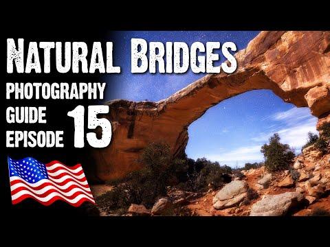 Landscape Photography USA - Natural Bridges National Monument, Utah