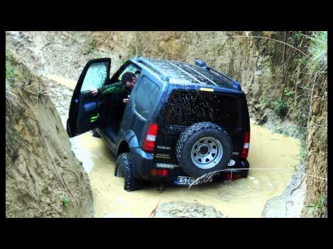 Suzuki Jimny -  A Muddy Day