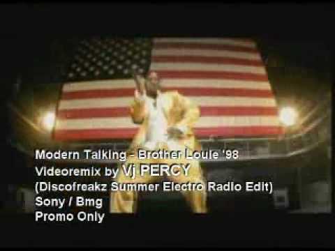 Modern Talking - Brother Louie (VJ Percy Electro Radio Edit)