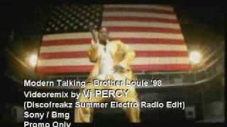 Modern Talking - Brother Louie (VJ Percy Electro Radio Edit)