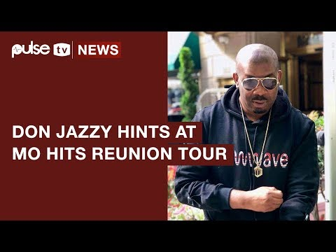 Don Jazzy Hints at a Mo'Hits Reunion Tour, D'Banj Confirms in an Interview | Pulse TV
