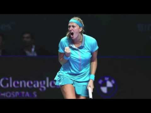 Petra Kvitova: Pojd highlights