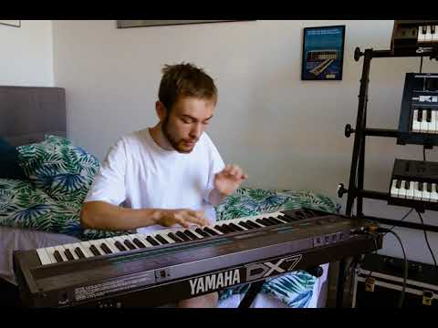 DX7 solo test