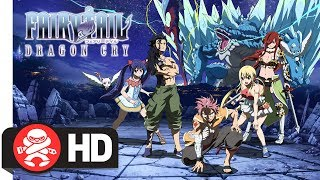 Fairy Tail: Dragon Cry - Official Trailer