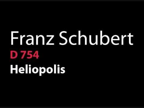 Schubert D 754 Heliopolis
