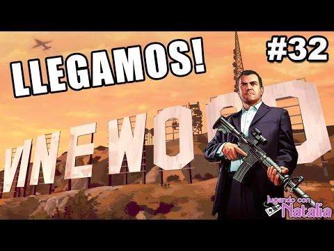 LLEGAMOS A HOLLYWOOD! - GTA V Historia #32