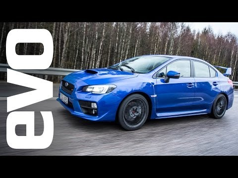 Subaru WRX STI first drive review: rally legend? | evo REVIEW