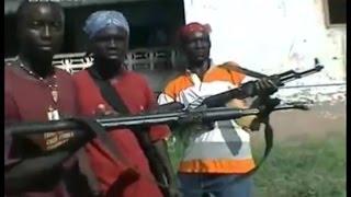 Liberia - The Violent Coast