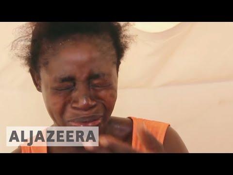 Al Jazeera English: Camps shut down for Sierra Leone's mudslide survivors