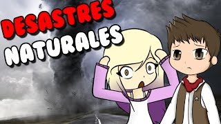 WE ESCAPE FROM THE TORNADO Roblox with Lyna Natural Disasters - Natural Disasters