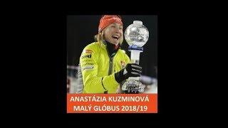 #AnastasiyaKuzmina - Oslo - malý glóbus  2018/19