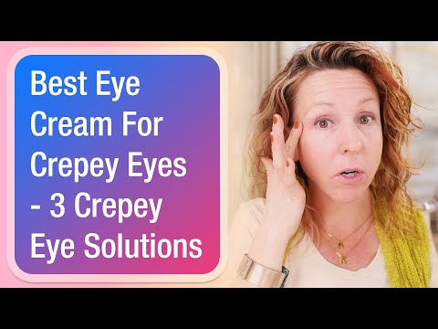 Smooth Firm With 3 Crepey Eye Solutions