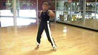 Penny Phang Martial Arts Freestyle Routine