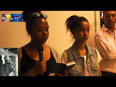 Seyoum Tsehaye is an Eritrean journalist and prisoner of conscience