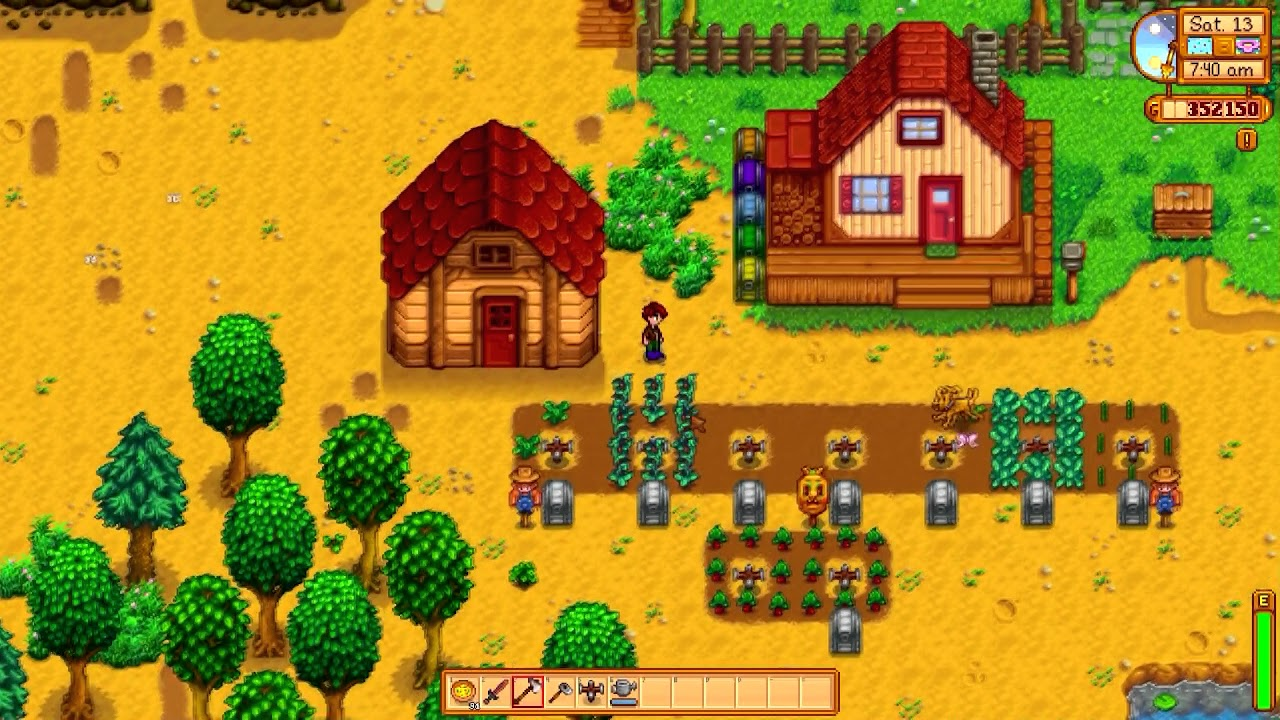 Most Profitable Crops in Spring: Stardew Valley! - Joseph Bentley