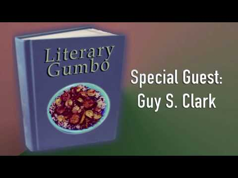 Dr. Clark visits Literary Gumbo