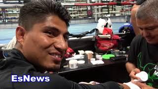mikey garcia favorite fernando vargas story EsNews Boxing
