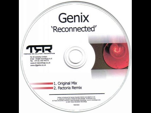 Lovely Genix   Reconnected (Factoria Remix) [2004]