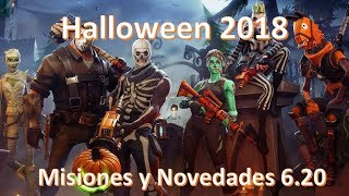 Halloween 2018 New News Patch SAVE THE WORLD Fortnite + OPEN 4 CALLS Event