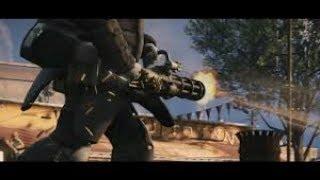 GTA 5 ONLINE|PS4|TEST DE L'EQUIPEMENT DE CUIRASSE