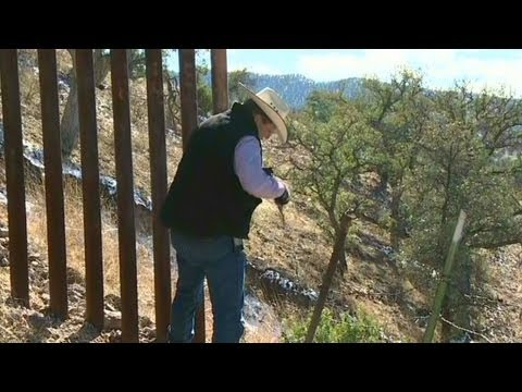 Rancher: Mexican border isn't secure