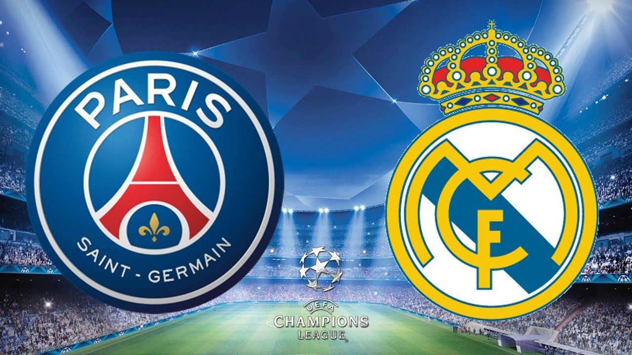 Uefa Champions League 2017 18 Psg Vs Real Madrid 2nd Leg 06