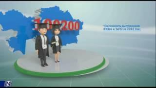 Факты. Образование в Казахстане