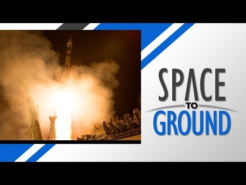 Space to Ground: Night Launch: 03/23/2018