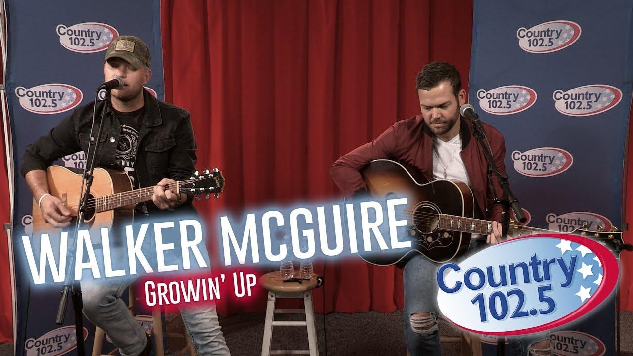 Walker McGuire - Growin' Up