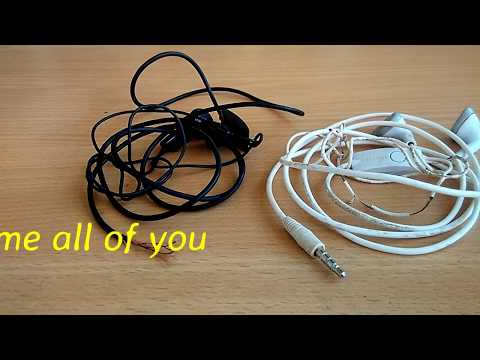 how to repair headphones at home ? easy way only in 3 min.