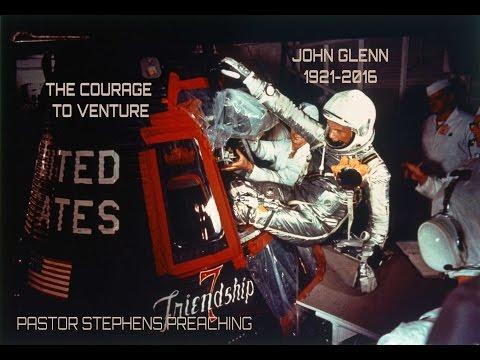 The Courage to Venture 12182016 AM - The Door Christian Fellowship El Paso Texas