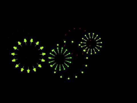 Star blast Firework | single star fireworks best | Free motion graphics | No Copyrights