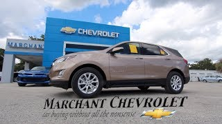 🔴 NEW 2019 Chevrolet Equinox LT FWD | In Depth Review & Tour @ Marchant Chevy Exterior & Interior