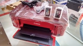 Unboxing Budget Canon MG3670 All-in-One Wi-Fi Color Printer