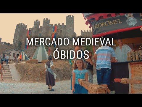 Óbidos, Portugal - Medieval Market 2017