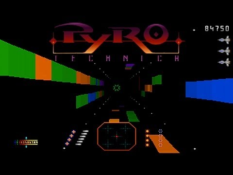 LGR - Pyrotechnica - DOS PC Game Review